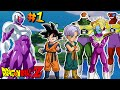 Dragon Ball Z : La Historia De Goten Y Trunks Contra Cooler #1 - La Llegada Del Nuevo Emperador