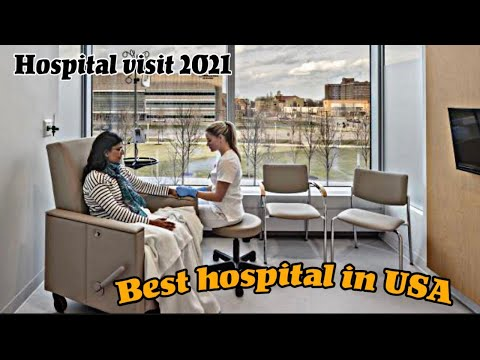 Visit To The Best Hospital 🏥 In USA 🇺🇸 | BronxCare Health System | 2021