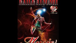 "EXILEエグザイル ATSUSHI LIVE TOUR 2014 ""Music"" (DVD2枚組) (ドキュメント映像収録)"