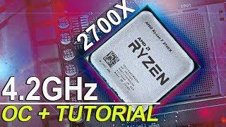 Diese CPU NICHT übertakten! -- AMD Ryzen 7 2700X