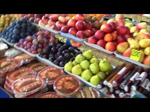 Анапа. 22 июля 2018г. Казачий рынок.