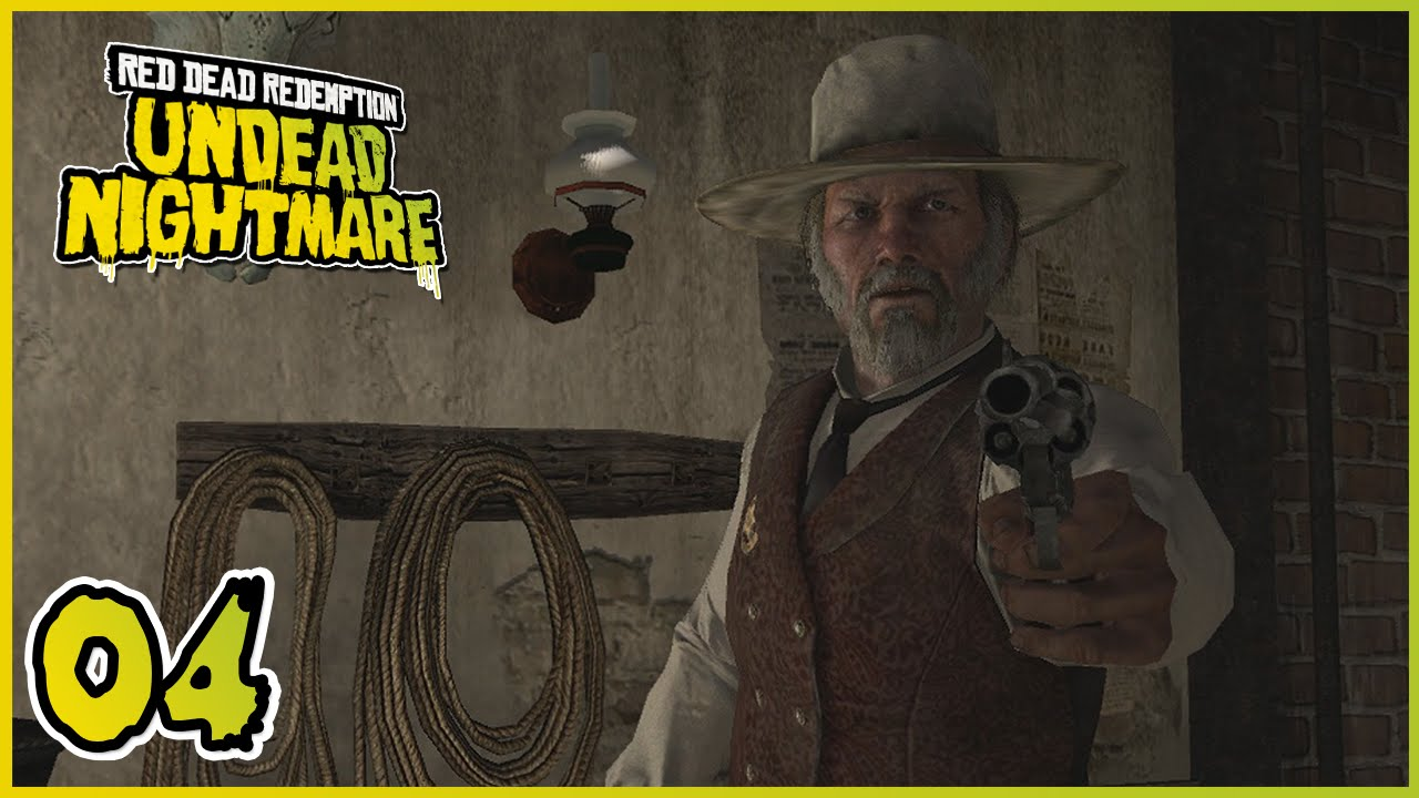 Red Dead Redemption : Undead Nightmare - Let's Play (FR) | Episode 4 : Justice au Recyclage !