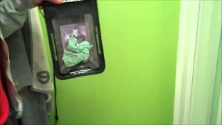 Waterproof Kindle Case - Proporta BeachBuoy (for e-readers) Tissue Test Thumbnail