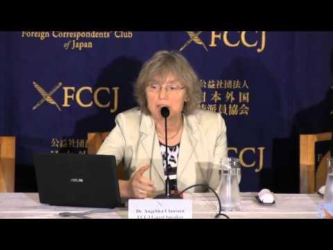 Fukushima & Risk of Low Dose Radiation w/ Angelika Claussen