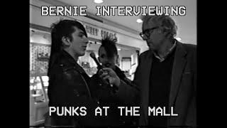 Bernie Sanders Interviews Punks (1988)