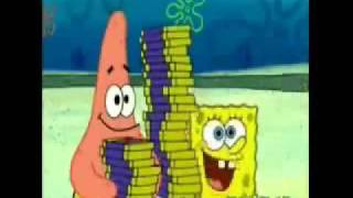 Youtube poop: Spongebob and Patrick sell PINGAS(original, reuploaded)