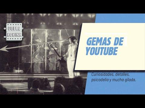 Gemas de Youtube: curiosidades en videos de música en vivo.