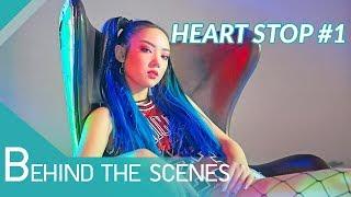 Heart Stop - Jannine Weigel (Behind The Scenes)