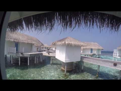 Centara Grand Island Resort & Spa Maldives Deluxe Water Villa