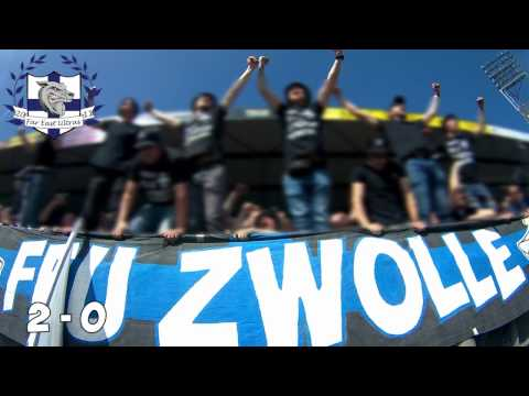 2016/2017 PEC Zwolle - Feyenoord