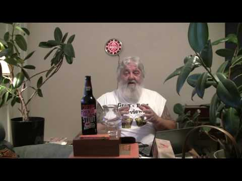 Beer Review # 2025 Deep Ellum Brewing BBA Cherry Chocolate Double Brown Stout