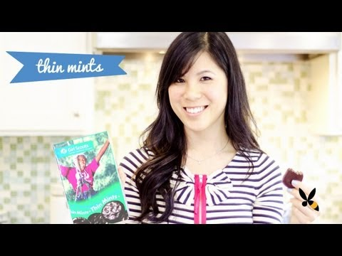 Thin Mints Recipe - Girl Scout Cookies