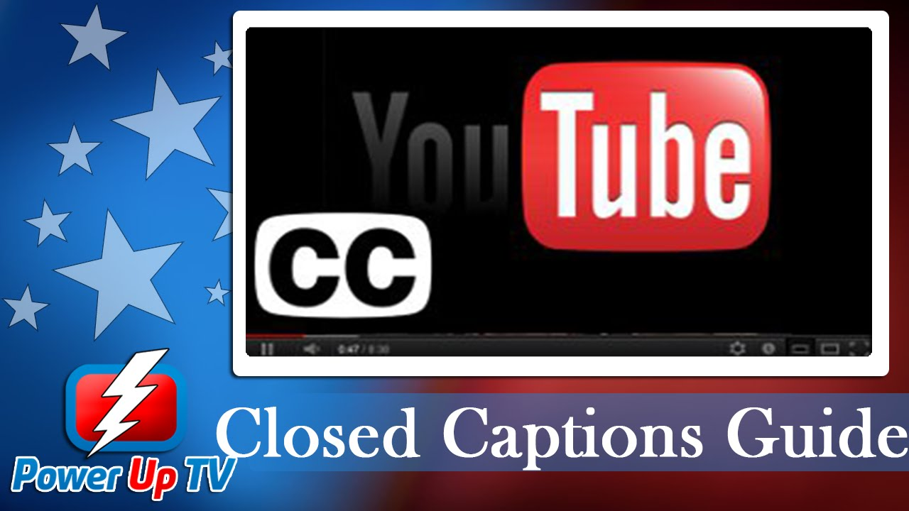 How to Upload YouTube Closed Caption Scripts