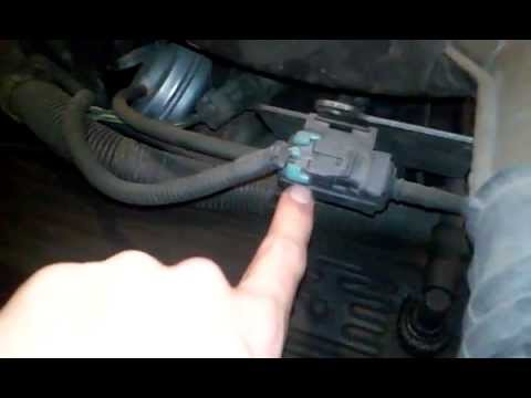 chevy  GMC, how to find EGR valve, EVAP canister, & PCV