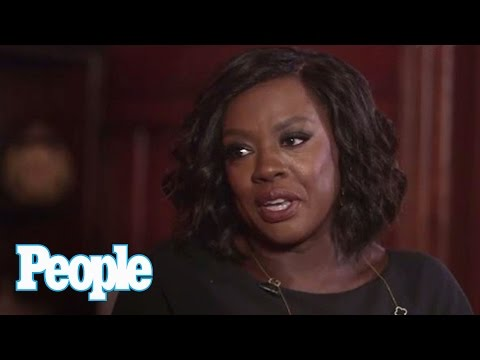 Viola Davis On The Characters That Define Her & Her Difficult Childhood | People