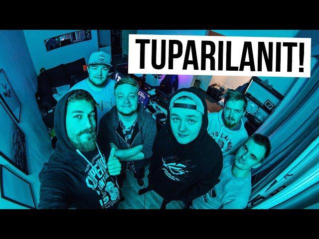 Tuparilanit - Palatris benchmark!