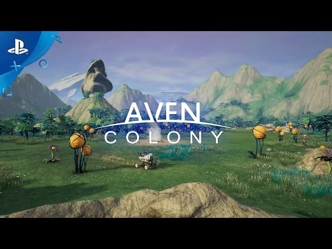 Aven Colony - Surviving Aven Prime Trailer | PS4