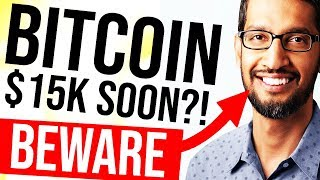 BITCOIN $15K ON SUNDAY?! Careful 🛑 Ethereum BIG PROGRESS + GOOGLE, FACEBOOK vs Central Banks