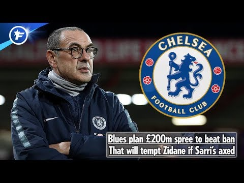 Le plan de Chelsea pour sortir de la crise   Revue de presse