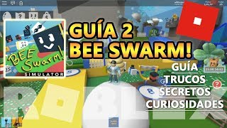 Bee Swarm Simulator, All Royal Jelly Locations, Bubble Wand, Roblox English Guide Tutorial 2