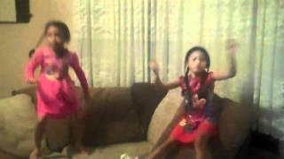 Jalissa &amp Jayla Never Say Never  ! (: