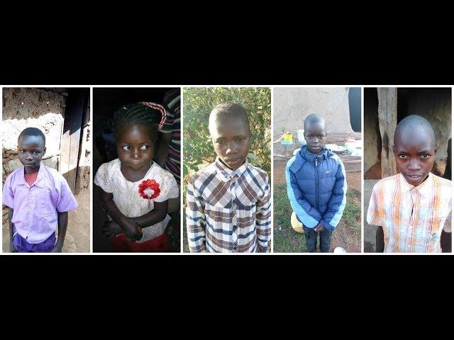 BEFORE & AFTER Global Mission for Children Child Sponsorship Program