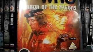 Doctor who terror of the zygons  dvd review