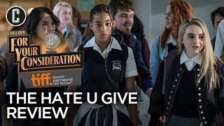 The Hate U Give Movie Review - Collider @ TIFF 2018