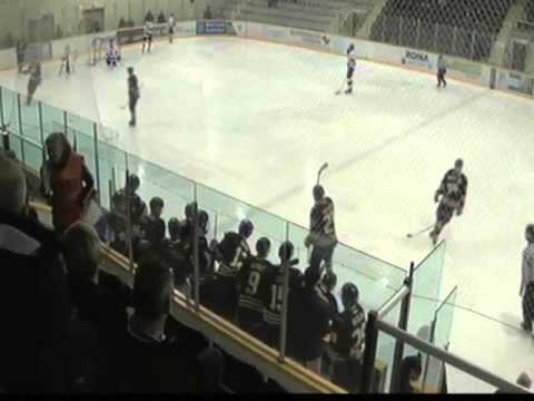 Sherwood Park Crusaders VS Grande Prairie Storm October 18th, 2015