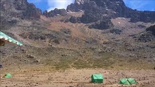 Kilimanjaro Rongai-Route Mawenzi Tarn Hut
