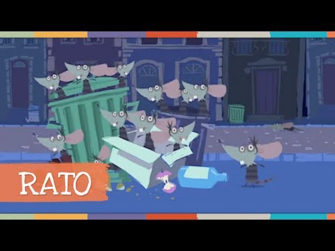 Palavra Cantada | Rato