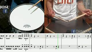 Snare Drum Duet #1