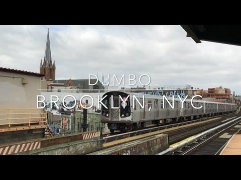 NYC Vlog : DUMBO, Brooklyn