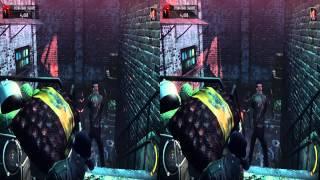 Hitman Absolution in 3D  серия 2 полное прохождение и обзор]