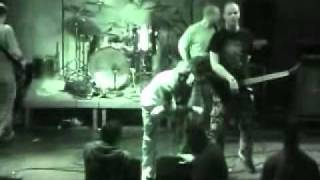 Kickback Live (Filled With Hate, Germany) PART 1