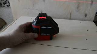 видео Купить Лазерный нивелир-уровень CONDTROL Xliner Combo 360. Заводские цены