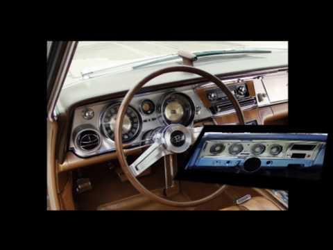 1968 Impala Custom Instrument Cluster Bezel