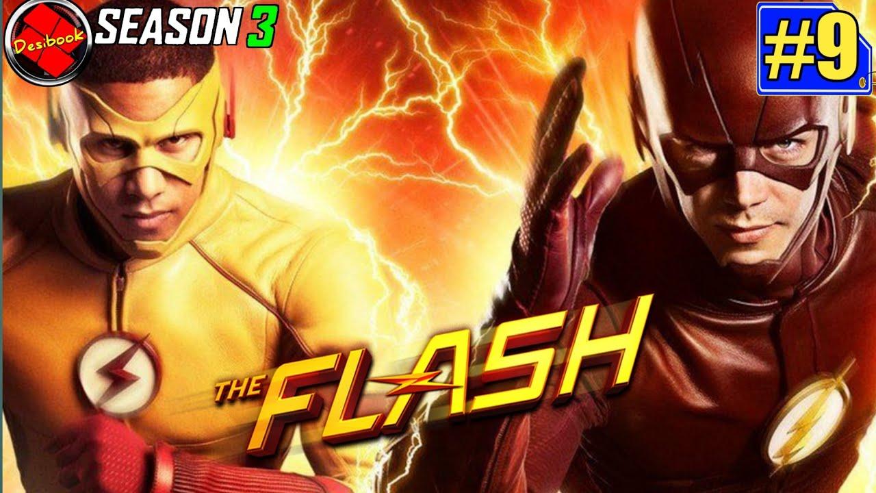 Download The Flash Movie Season 3 Episode 9 Explained in hindi/ Urdu   Explained in hindi/Urdu movie in hindi