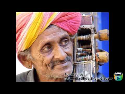 GORBAND, Rajasthani folk song , maand  by langa