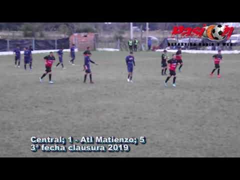goles Central vs Matienzo clausura 2019