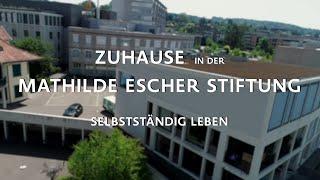 Portrait der Mathilde Escher Stiftung