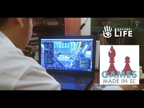 Games Made In Second Life - Tabletop Gaming In Virtual Worlds
