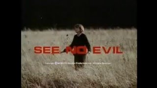 See No Evil Official Trailer (1971)