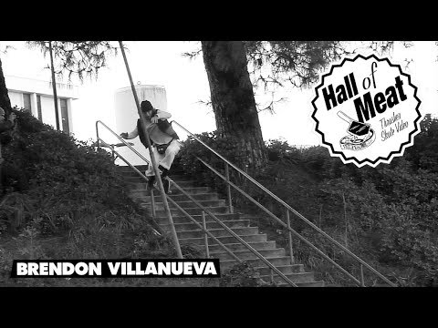 Hall of Meat: Brendon Villanueva