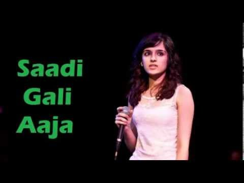 Sadi Galli Aaja (Full Song Cover) - Shirley Setia