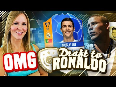 I GOT MOTM 97 RONALDO!!! DRAFT TO RONALDO ICON #7 | FIFA 18