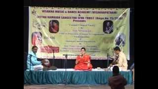MAHA GANAPATHIM (Carnatic Classical Music - Vocal)