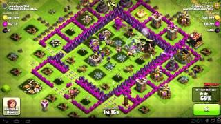 Clash of Clans: 884K+ raid Gbaby 31
