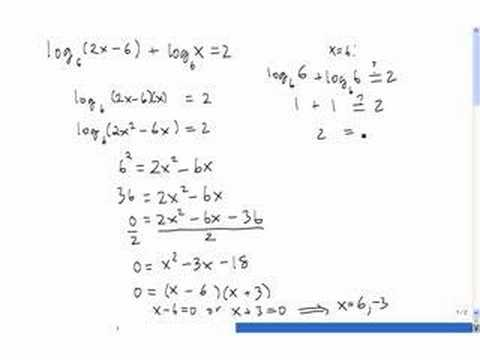 Worksheets Solving Logarithmic Equations Worksheet solving logarithmic equations solutions videos worksheets activities