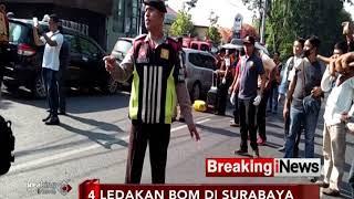Saksi Bom Gereja Surabaya: Tiga Orang Mencurigakan Pakai Rompi - Breaking News 13/05